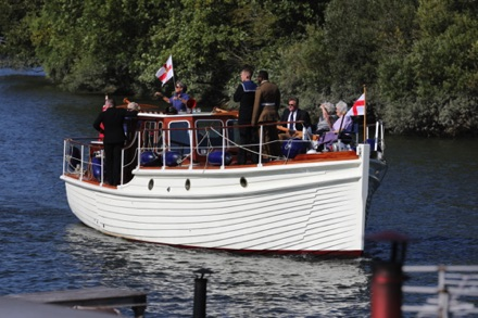 Peggotty Dunkirk Little Ships Annual Veterans Cruise 2018
